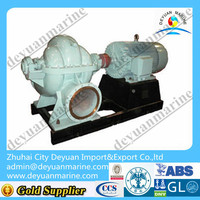CWS Marine Double Horizontal Centrifugal Pump With CCS Certificate