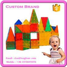 Wooden baby learning building blocks toys factory