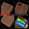 Premium Italy Leather Mobile Phone Covers For Iphone Wallet Case