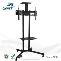 home furniture 50inch mobile tv floor stand for sale for US market