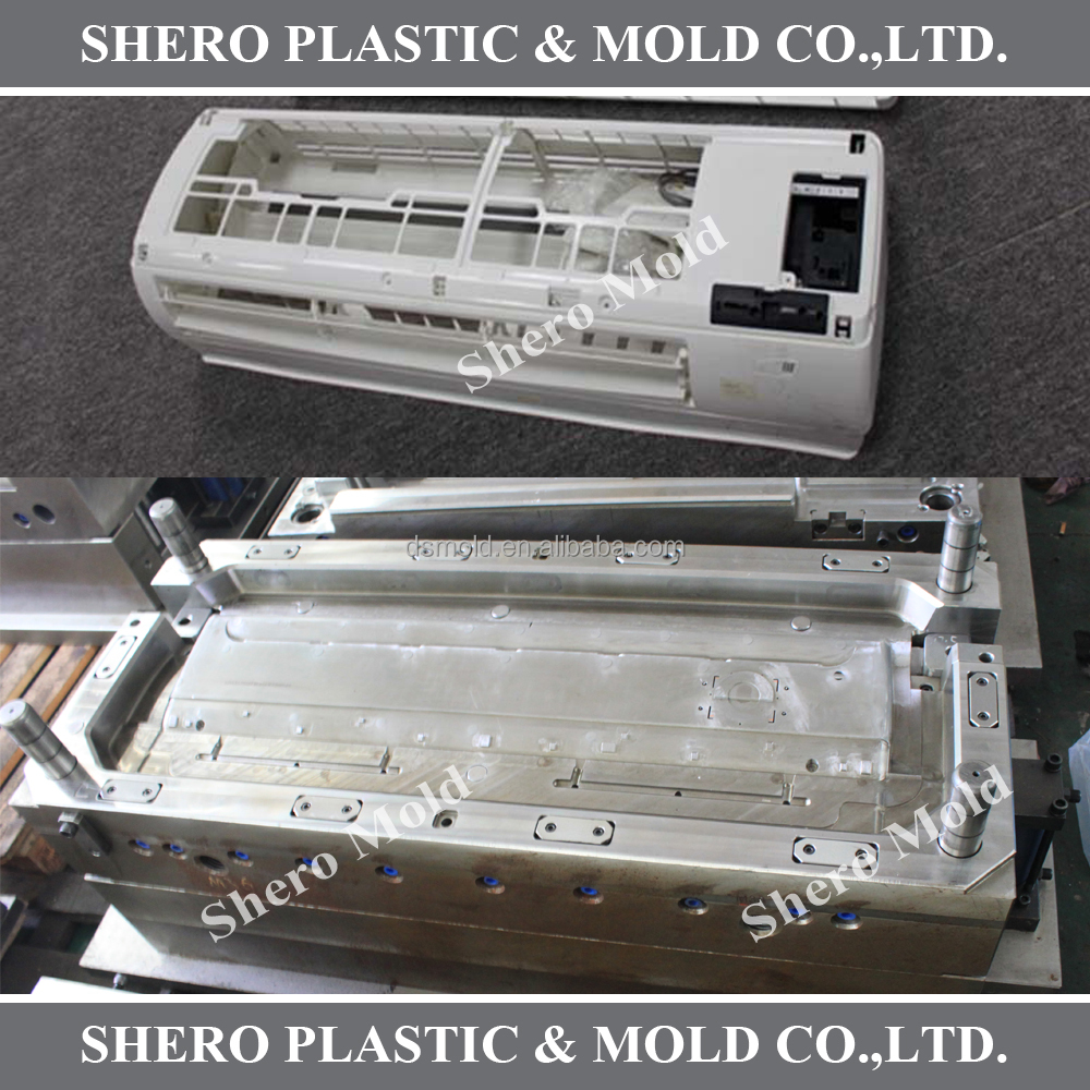 Professional house hold mould maker air conditioner mold