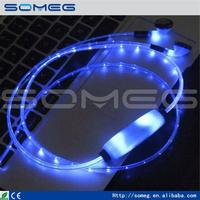 New product LED Earphone for iphone6 with light with low price