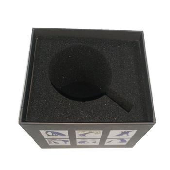 LUXURY CUSTOM CARDBOARD CUP GIFT BOX WITH FOAM INSERT ON SALE