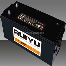 Japan/Germany standard N150 engine automobiles starting battery