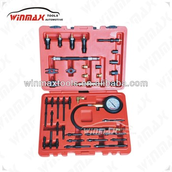 Engine Compression Tester Diagnostic Tool Kit WT05220