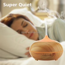 New design wooden grain aromatherapy body relax nebulizer aroma fragrance diffuser wholesale