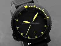 brand wrist watches for men with quartz watches bezel japan movt