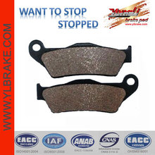 High quality ceramic motorcycle brake pad motorcycle accessorie
