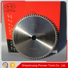 Tungsten carbide alloy steel saw blade cutting disc for cutting off wood