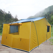 High quality 15 persons refugee tent tents for sale