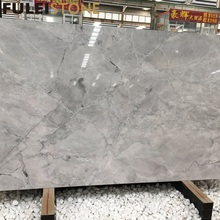 Calacatta grey marble natural stone swimming pool coping
