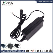 Short time delivery reasonable price 12v 0.1a adapter