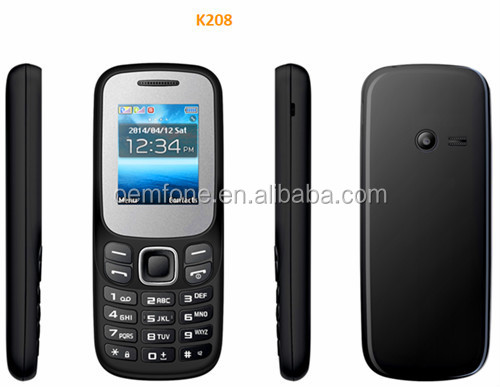 Original Brand 1.8 Inch Cheap Mobile Phone Wholesale No Brand Mobile Phone for Europ market