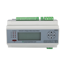Smart 3 Phase RS485 Modbus Multi Channel Din Rail Energy <strong>Meter</strong>