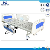 YXZ-C205 2-Function queen size Luxury electric icu hospital bed
