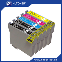 Compatible Epson ink cartridge T1951/T1961/T1971/T1952/T1962/T1953/T1963/T1954/T1964 for EXPRESSION XP-101/201/211/401/204/104
