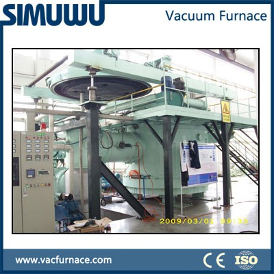 stainless steel heat treatment, vacuum heat treatment furnace cardiac stents to hip