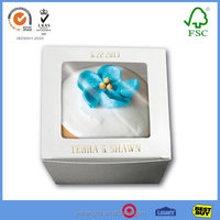 High Quality Folding Cheap Cupcake Boxes Wholesale With Professional Design