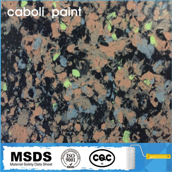 Caboli liquid granite wall decorative paint