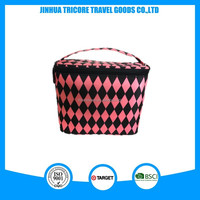 New products polyester and printed regular shape cosmetic or tote bag