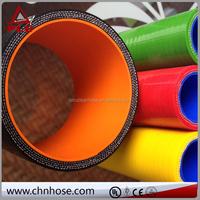 silicone heater and vacuum hose/high temperature flexible heater resistant silicone rubber vacuum hose