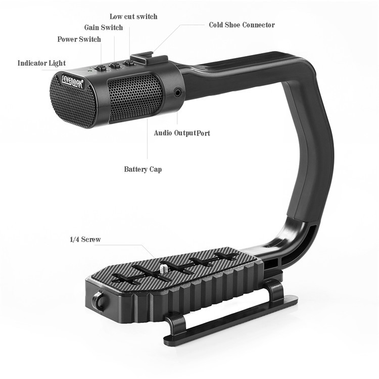 Wholesale Handheld Grip Video Steadicam DV Stabilizer Steady Steadycam For Video Filming