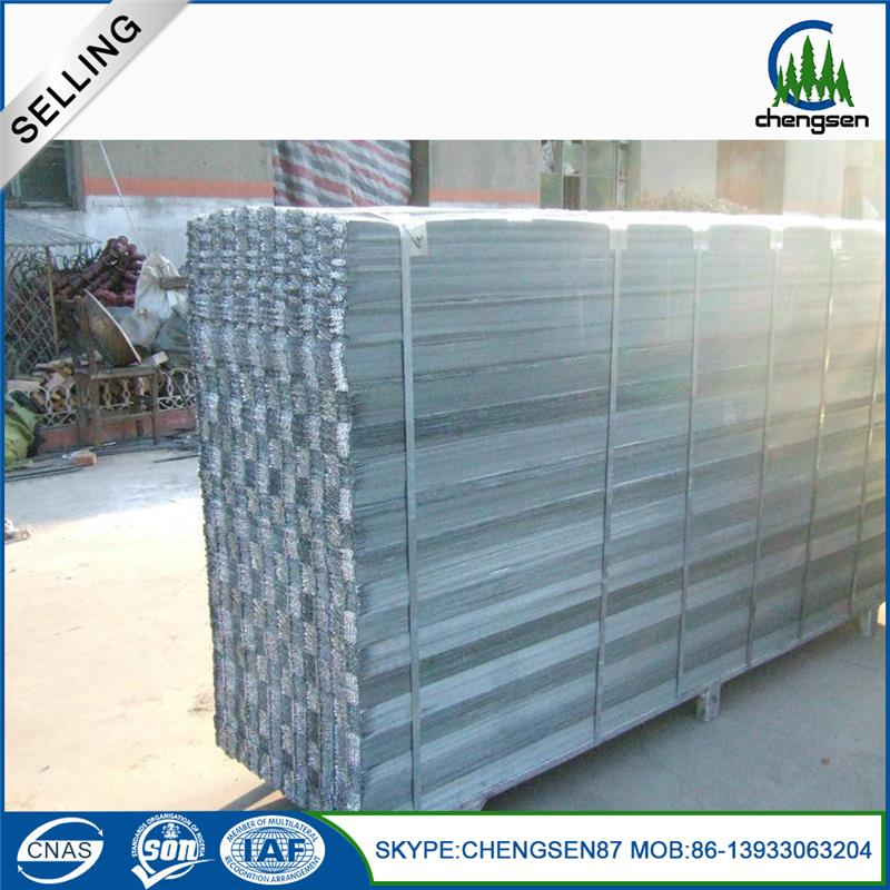 galvanized ribbed lath hi rib lath machine