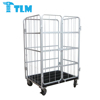 1100x800x1700mm Top Manufacturer light weight Heavy Duty Folding METAL Anti-Rust Paint CAGE Industrial