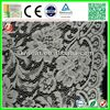 Hot! various high quality embroidered silk organza fabric