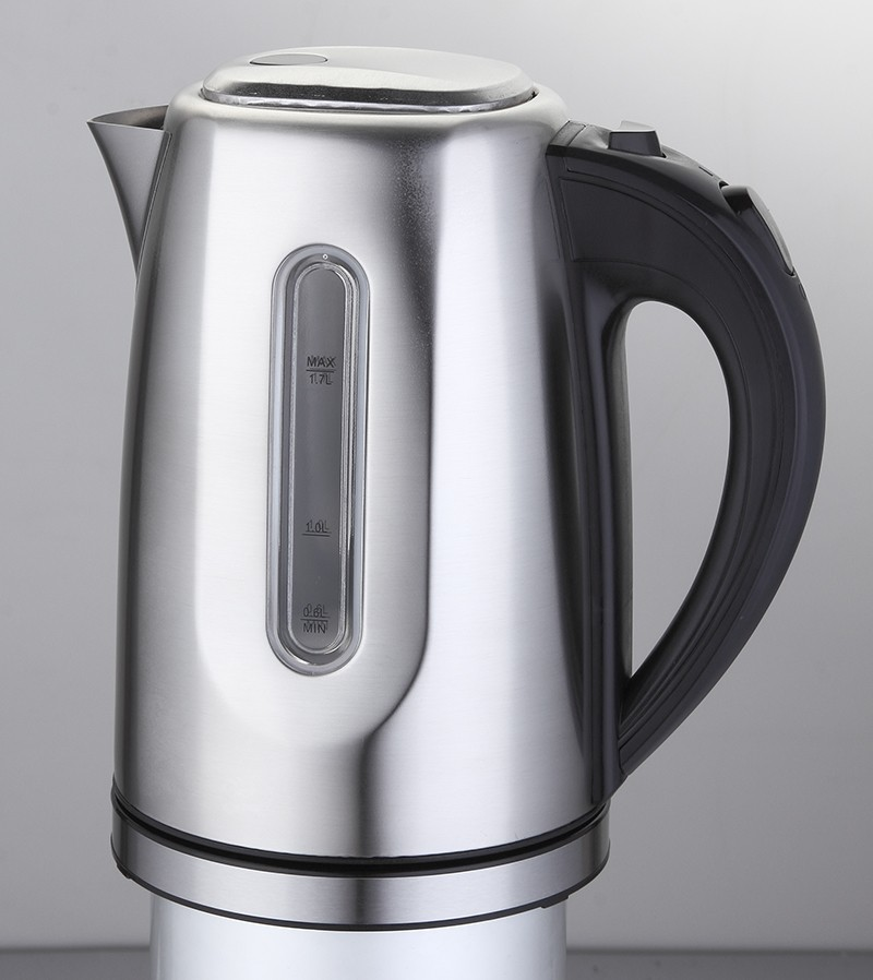 1.7L 304 Stainless steel water Kettle