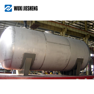 Solid reputation inox steel sand filter large water tank