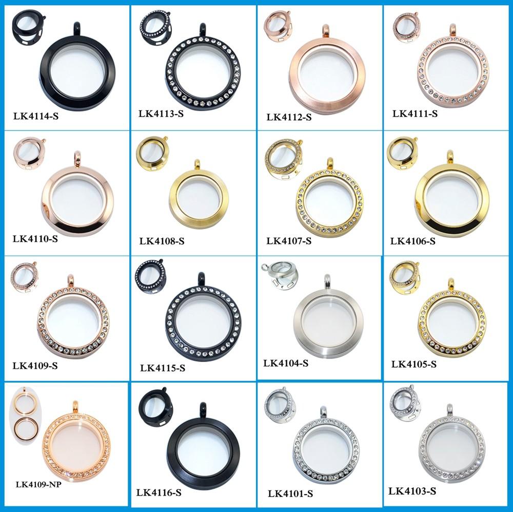 2016 new design photo frame interchangeable coin holder pendant photo frame pendant necklace l2g aloadofball Images