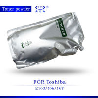 copier refill toner e166 for Toshiba