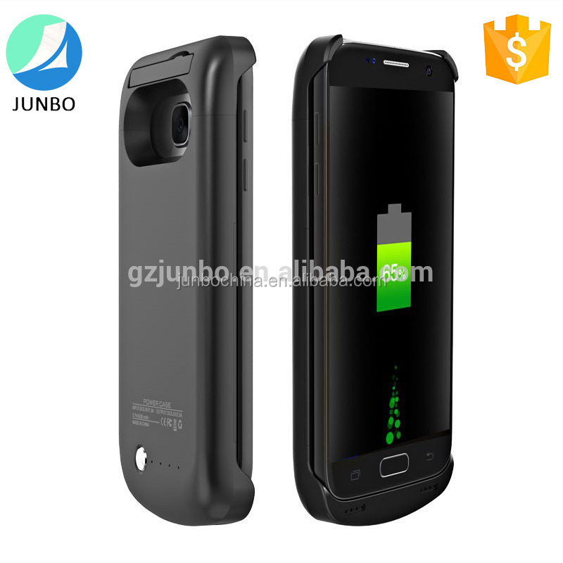 2017 New Arrival Portable 4200Mah External Battery Charger Case for Samsung Galaxy S7