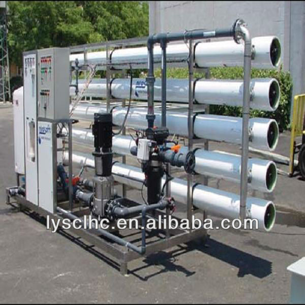 Nigeria water treatment plant specification/ro water purifying machine