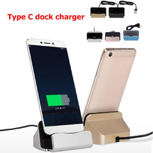 New Fashion 3 in 1 Type-C Dock Charger Sync Cradle Desktop Charging Dock For Google Nexus 5X 6P