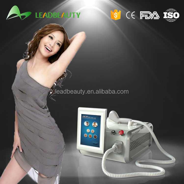 Beauty Salon Equipment 808nm Diode Laser Hair Removal Machine For Sale