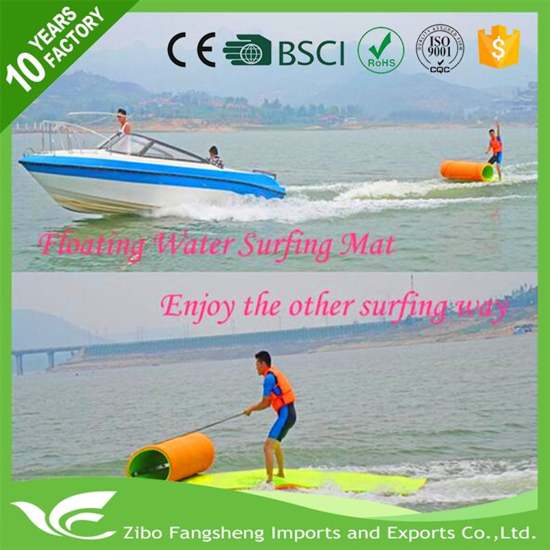 18ft*6ft kids water toys adults water foam floating pad water dock logo color can be customized