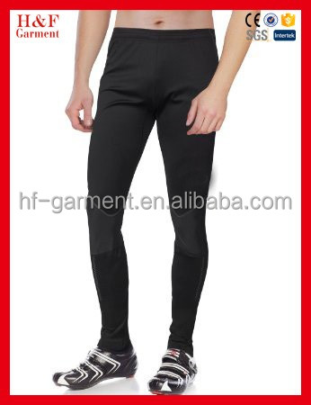 Men's Windproof Thermal Cycling Tight Pants