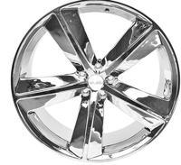 20x9.0 inch chrome auto wheels rims /alloy car rims