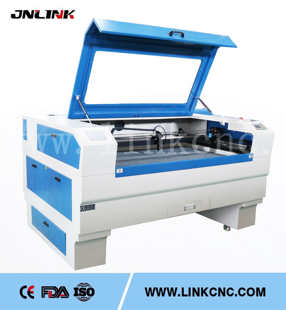 High accuracy low price <strong>Laser</strong> cut Machine with 80W <strong>laser</strong> tube / <strong>laser</strong> engraving machine