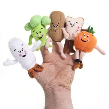 top-quality people hand puppet,cartoon hand puppets toys,push puppets toys