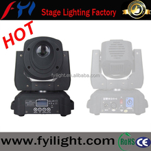 FYI mini 60w led moving head spot lighting dmx bar/stage light