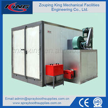 2015 industrial powder curing oven/drying oven/baking oven for metal coating machinery