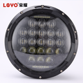LOYO Offroad led headlight 7 inch sealed headlight for jeep 7inch led round headlamp