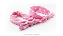 Wholesale Rabbit Ear Girls Elastic Headband