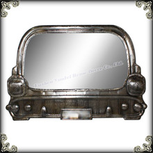 antique car art and craft mirror
