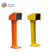 Full automatic RFD Smart Card Car Parking System for Vehicle access control parking lot management