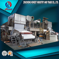 Direct manufacturer of 1092 small toilet paper roll making machine