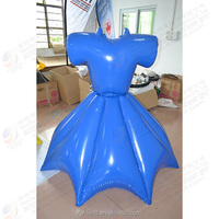 Custom inflatable advertising cartoon colourful skirt